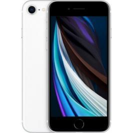 Mobilní telefon Apple iPhone SE (2020) 128GB, bílá