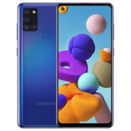 Mobilní telefon Samsung Galaxy A21s 3GB/32GB, modrá