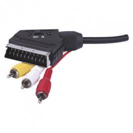 Emos SB2101 AV kabel SCART3xCINCH 1,5m