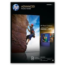 HP Q5456A Fotografický papír,lesklý,A4,250 g/m2,25 ks,inkoustový