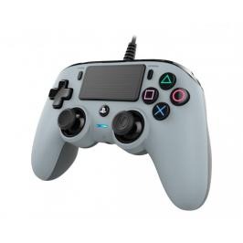 PS4 herní ovladač Nacon Compact Controller - Coloured Grey
