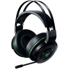 Herní sluchátka Razer Thresher 7.1, pro Xbox One, černá/zelená