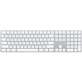 Klávesnice Apple Magic Keyboard NUM, SK, bílá/stříbrná