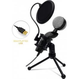 CONNECT IT YouMic CMI-8008-BK Mikrofon Plus s USB a POP filtrem