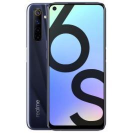 Mobilní telefon Realme 6s 4GB/64GB, černá
