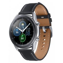 Chytré hodinky Samsung Galaxy Watch 3, 45mm, stříbrná