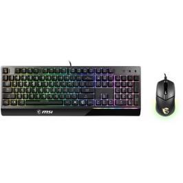 Herní set MSI Vigor GK30, klávesnice + myš, drátový, CZ+SK
