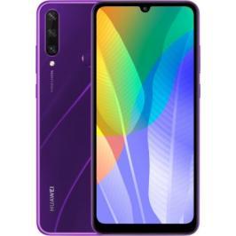 Mobilní telefon Huawei Y6P 3GB/64GB, fialová