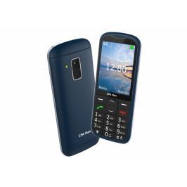Tlačítkový telefon pro seniory CPA Halo 18, modrá