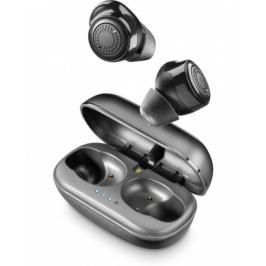Cellularline TWS sluchátka PETIT,  dobíjecí pouzdro