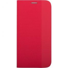 Pouzdro pro Xiaomi Redmi 9, Flipbook Duet, červená