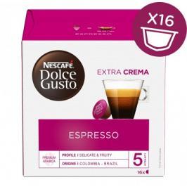 Nescafé Dolce Gusto Kávové kapsle espresso, 16ks