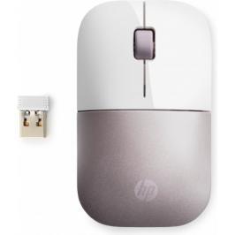 Bezdrátová myš HP Z3700 - white pink