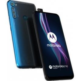 Mobilní telefon Motorola One Fusion+ 6GB/128GB, modrá