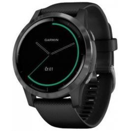 Chytré hodinky Garmin Vívoactive 4, černá/šedá