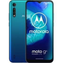 Mobilní telefon Motorola Moto G8 Power Lite 64GB, světle modrá