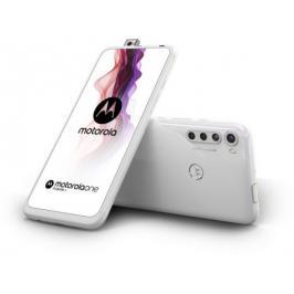 Mobilní telefon Motorola One Fusion+ 6GB/128GB, bílá