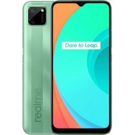 Mobilní telefon Realme C11 3GB/32GB, zelená