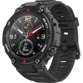Chytré hodinky Xiaomi Amazfit T-Rex, Rock Black ROZBALENO