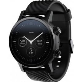 Chytré hodinky Motorola 360 3. generace, černá