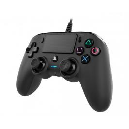 PS4 herní ovladač Nacon Compact Controller - Coloured Black