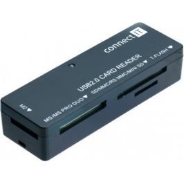 Connect IT čtečka paměťových karet CI56, ultra slim VADA VZHLEDU,