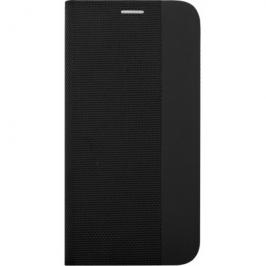 Pouzdro pro Motorola One Fusion Plus, Flipbook Duet, černá