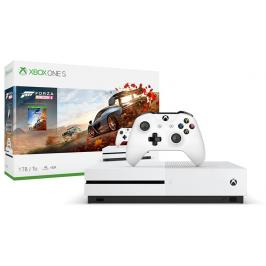 XBOX ONE S 1 TB + Forza Horizon 4 + Fortnite ROZBALENO