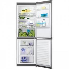 Kombinovaná lednice s mrazákem dole Zanussi ZRB 36104XA, A++