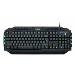 Connect IT CI-218 Biohazard Keyboard GK2000 USB CZ, černá