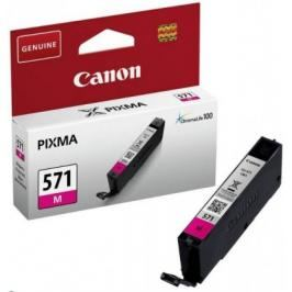Cartridge Canon CLI-571M, fialová