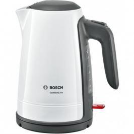 Rychlovarná konvice Bosch TWK6A011, bílá, 1,7l