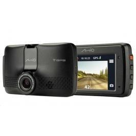 Autokamera Mio MiVue 733 Wifi, FULL HD, záběr 130°, GPS