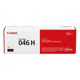Toner Canon 046 H, žlutá