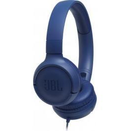Sluchátka přes hlavu JBL Tune 500 modrá