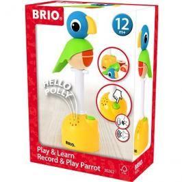 Brio 30262 Papoušek s nahráváním zvuku
