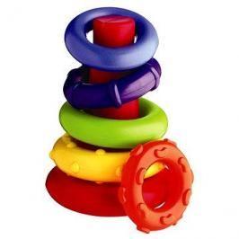 Playgro Plastové navlékací kroužky