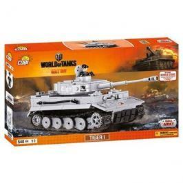 Cobi 3000 World of Tanks Tiger I