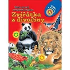 Zvířátka z divočiny: Moje první zvuková knížka