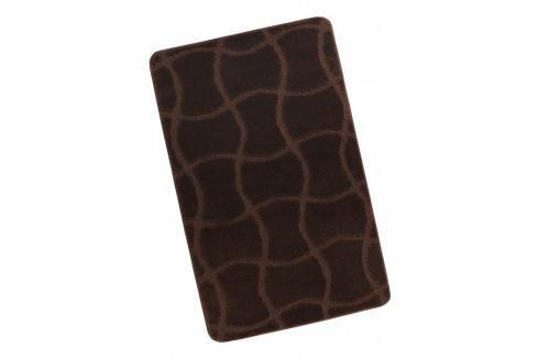 Koupelnová předložka 60x100cm hnědá čokoláda Dávkovače mýdla