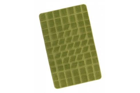 Koupelnová předložka 60x100cm zelený mech Dávkovače mýdla