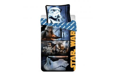 Bavlněné povlečení 140x200 70x90 Star Wars Stormtroopers Dětské povlečení