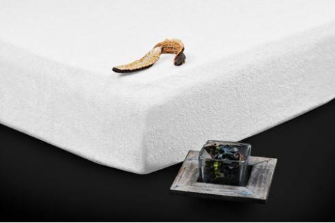 TP Froté prostěradlo Premium 190g/m2 220x200 Bílá Prostěradla