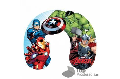 Cestovní polštářek - Avengers Dětské povlečení