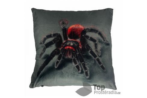 Apex 3D povlak 45x45  Pavouček Ložní povlečení