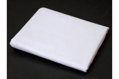 TP Prostěradlo plachta 240x140 Bavlna Bílá Prostěradla