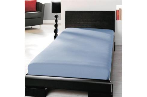 TP Jersey prostěradlo Premium 190g/m2 90x200 Nebeská modř Prostěradla