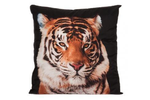 Apex 3D povlak 45x45 Black tiger Ložní povlečení