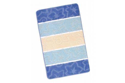 Koupelnová předložka 60x100cm modrý orion Dávkovače mýdla