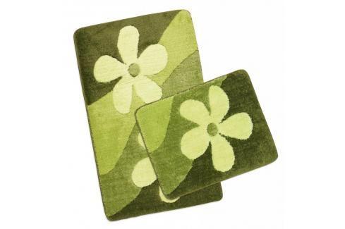Koupelnová a WC předložka ULTRA magnolie zelená Dávkovače mýdla